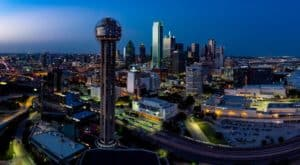 Dallas TX - Teel's Victory Tours
