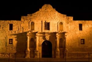 The Alamo - San Antonio TX - Teel's Victory Tours